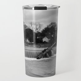 Wehrs Dam Travel Mug