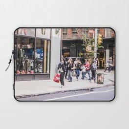 new york23 Laptop Sleeve