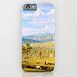 Patterdale Farm -  John Glover iPhone Case