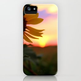 And The Sun Will Shine iPhone Case