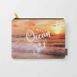 The Voice of the Ocean Carry-All Pouch
