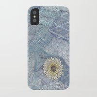 daisy iPhone & iPod Cases featuring Daisy by sinonelineman
