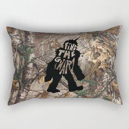gnar realtree Rectangular Pillow