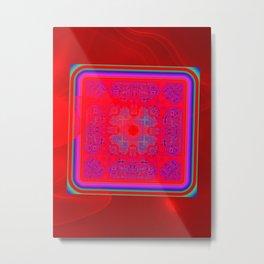 ZoooooZ - Return Metal Print