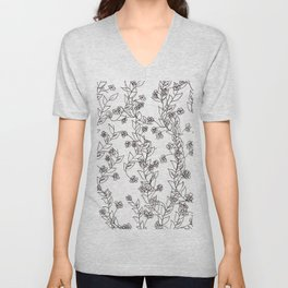 Ms Ella Bella  Unisex V-Neck