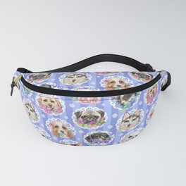 Lacy Dogs Fanny Pack