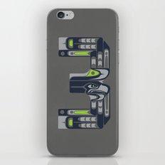 Seattle 3  iPhone & iPod Skin