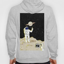 Posing Astronaut  Hoody