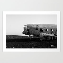 DC-3 Art Print