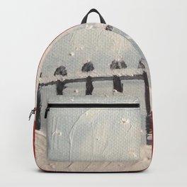 London Blizzard Backpack
