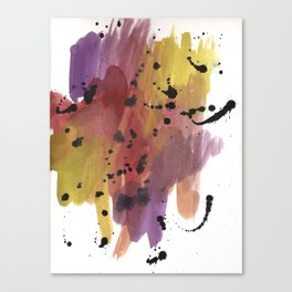 guilt Canvas Print
