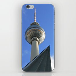 Berlin TV Tower, Alex iPhone Skin