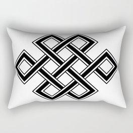 Endless Knot Rectangular Pillow