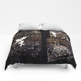 The Harvest of Morning Dew Comforters
