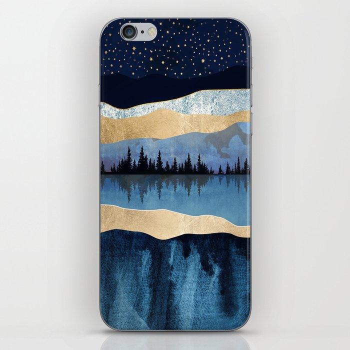 Midnight Lake iPhone Skin
