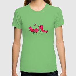 Cute little birds T-shirt