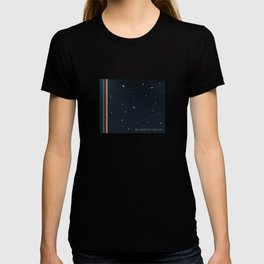 We are floating in space T-shirt