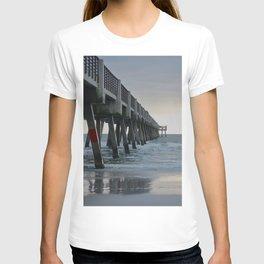Jacksonville Pier T-shirt