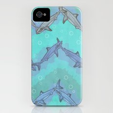 Sharkron iPhone (4, 4s) Slim Case