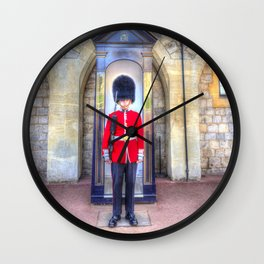 Coldstream Guard Wall Clock
