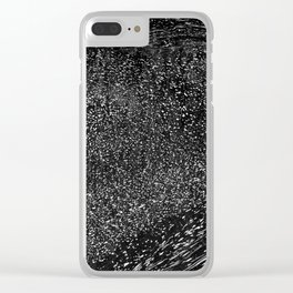 Code of a River Clear iPhone Case