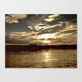 Cotton and Glass Canvas Print