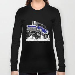 57 Gasser REV-3 BLUE Long Sleeve T-shirt