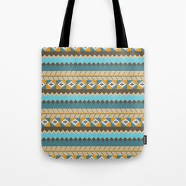 navajo pattern 3 Tote Bag