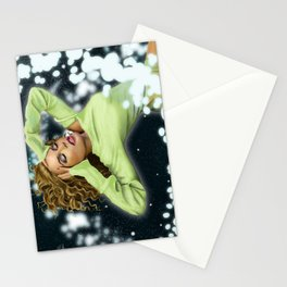 Kylie Minogue - Real Groove Stationery Cards
