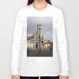 Prato's Duomo Long Sleeve T-shirt
