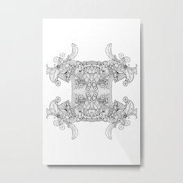 Wonderland Metal Print