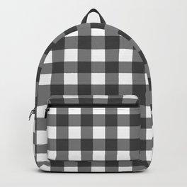 The Vichy Print Backpack