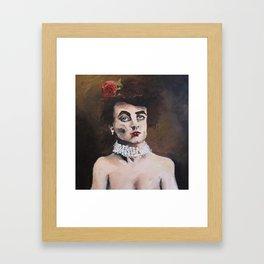 The Chimera Framed Art Print