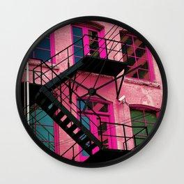 ESCAPE Wall Clock