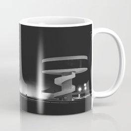 Cultural Centre | Niemeyer architect | Aviles Coffee Mug