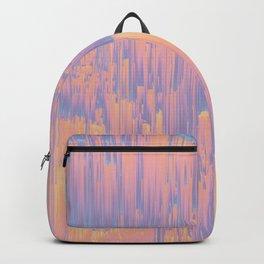Chillhop Beats - Abstract Pixel Art Backpack