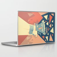 angel Laptop & iPad Skins featuring Angel by 5wingerone