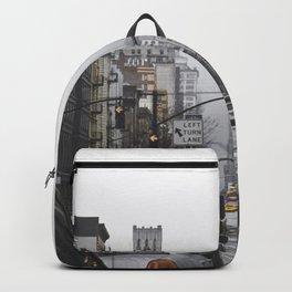 New York City Street Backpack