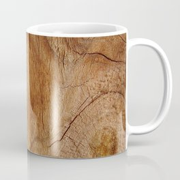 Natural Wood Texture for Wood Artworks Lovers. Coffee Mug