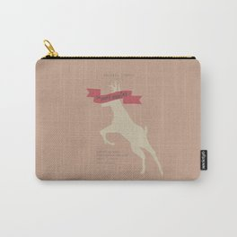 The Deer Hunter, Minimal movie poster, Michael Cimino film, alternative, Christopher Walken, De Niro Carry-All Pouch