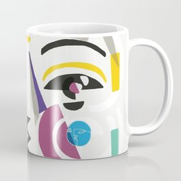 Abstract Portrait - 1 Coffee Mug