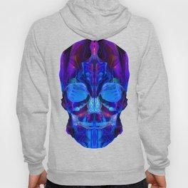 Neon Skull Hoody