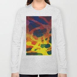 Abstract No. 124 Long Sleeve T-shirt