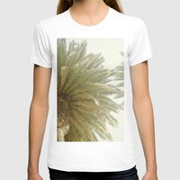 palm trees T-shirts featuring Palm Trees by The ShutterbugEye