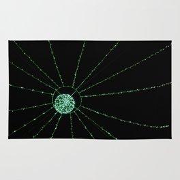 green web Rug