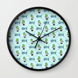 Zombie Jr - Gil Dance Wall Clock