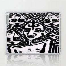 The Gossips Laptop & iPad Skin