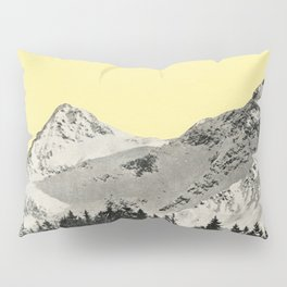 Winter Races Pillow Sham