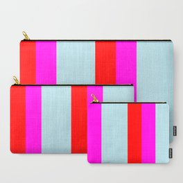 stripe pattern home decor Carry-All Pouch
