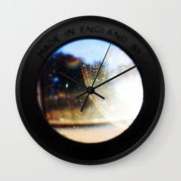 Through The Lens Wall Clock